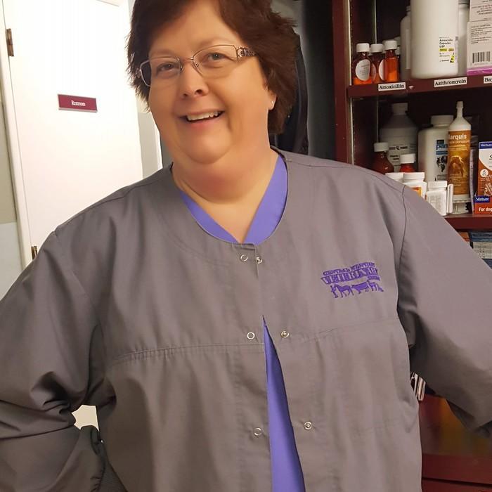 Lisa Harris </br>Receptionist  photo