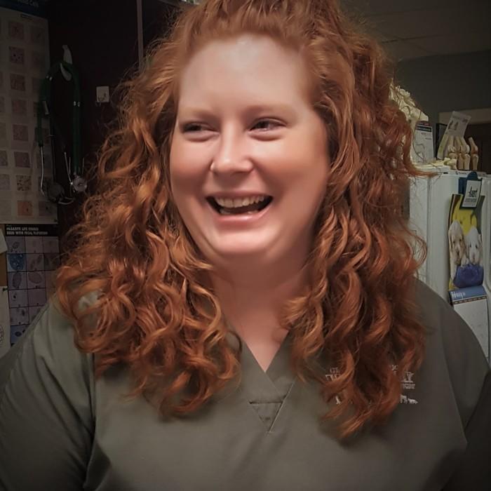 Molly Norton </BR>Licensed Veterinary Technician photo